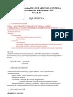 05_Fise Sinteza_Biologie Vegetala Si Animala 2012