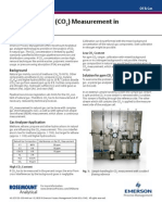 Rosemount Co2 Sample Handling System