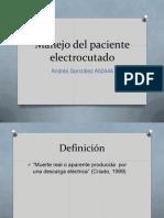 Manejo Del Paciente Electrocutado