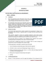 Division 15 Sample