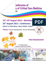Final Announcement - DCCS 2012-1