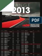 Catalogue 2013 en Low Def