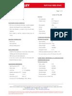 UPR-TDS Norsodyne 2827BPHV Rev.04