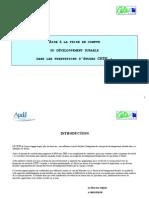 DD Guide de Prise en Compte_Projets