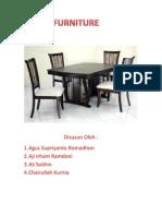 Pengertian Furniture