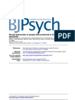 sexual dysfunction - psychosis