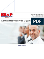 Administrative Service Organization (ASO), HR & Payroll Outsourcing Services And Solutions In Houston, Austin, Dallas, Texas