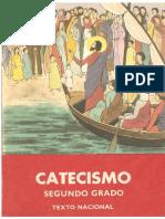 Anonimo - Catecismo Segundo Grado (1968)