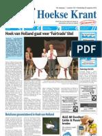 Hoekse Krant week 35