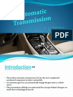 Auto Transmission the Slide