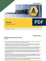 Ukraine Macro Presentation Commerz