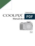 Manual Nikon Coolpix L810_Español