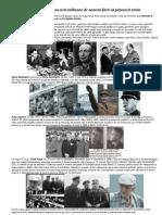 naziştii evadaţi, după război