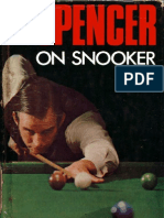 Spencer on Snooker