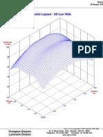 Quick Layout - 3D Lux Web