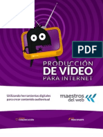 Maestrosdelweb Produccion Video