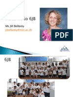 Year 6 Back to School PowerPoint 2012-13