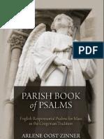 The Parish Book of Psalms