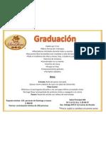 Paquete Graduacion 2012 Gpo