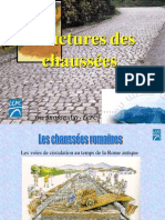 Structures Chaussees