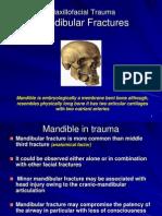 Mandibular Fractres(1)