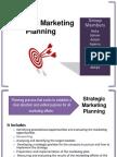Strategic Mkt Planning