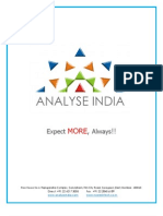 Analyse India - QuickGains Nifty 50 Newsletter - 25 July 2012