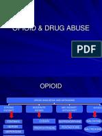 Opioid & Drug Abuse