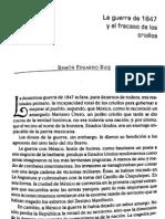 Lectura 13 Ruiz Guerra de 1847