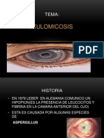 micologia oculomicosis