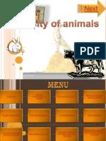 Diversity of Animals