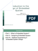 5.Introduction to the Design of Embedded System