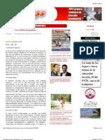 30-08-2012 Periódico Express de Nayarit - Los Grillos Nayaritas: