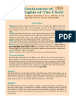 Declaration of Child Web 2