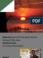 FOIA PowerPoint