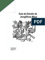 Guía de estudios de jeroglíficos mayas