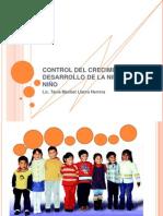 CONTROL DEL CRECIMIENTO Y DESARROLLO DE LA NIÑA nueva norma tecnica