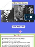 Jorge L Borges Los Justos