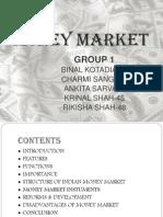 Money Market PPTZZZZ