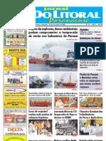 Jornal DoLitoral Paranaense - Edição 14 - Online - novembro 2004