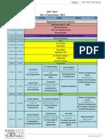 EED2012 Program