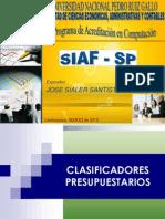 Exposicion -Clasificadores - 3ra Sesion