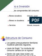 Consumo y La Inversion
