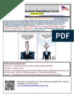 NSRF September 2012 Newsletter