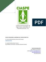 Socios Fundadores Y Miembros Del Consejo Directivo