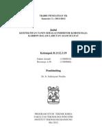 Penuisan Laporan B.1112.3.19 Advisor - Dr. Ir. Isdiriayani Nurdin