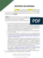 I  RECLAMACIÓN PARTE PROPORCIONAL DE PAGA EXTRA DE NAVIDAD y REGULARIZACIÓN DE RETENCIONES FAS