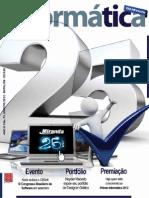 INFORMÁTICA em REVISTA - EDIÇÃO 73 - AGOSTO DE 2012