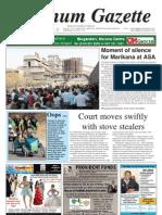 Platinum Gazette 31 August 2012