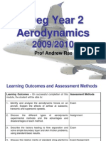 Aerodynamics Course Notes v3